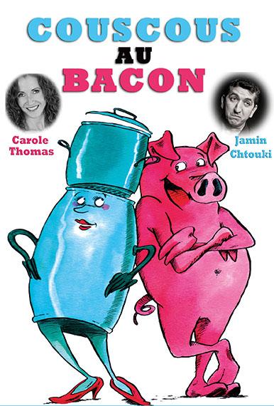 Couscous au bacon