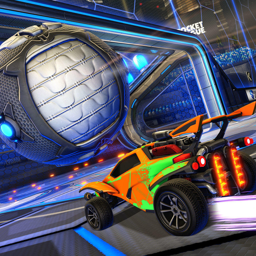 Le jeu Rocket League s'invite au VBP